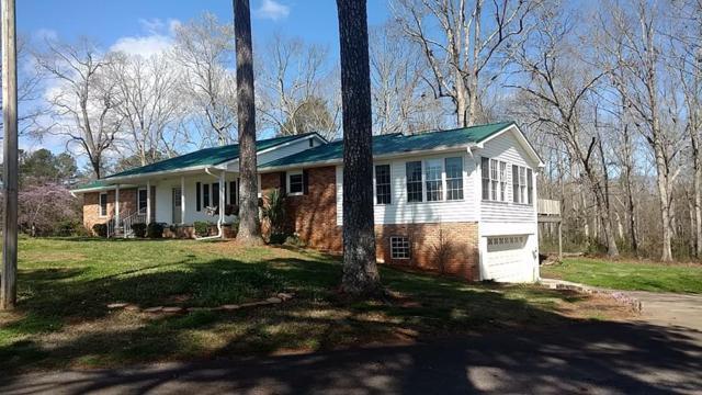 1496 Central Shiloh Rd, Abbeville, SC 29620 (MLS #115226) :: Premier Properties Real Estate