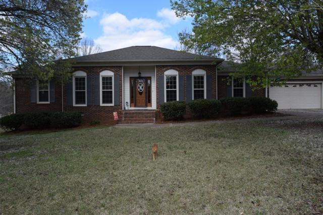 302 Fawn Brook Dr, Greenwood, SC 29646 (MLS #115241) :: Premier Properties Real Estate