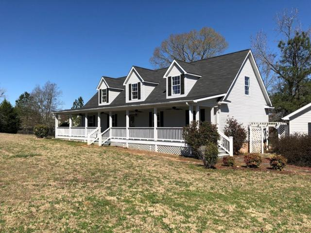 205 Stonewood, Greenwood, SC 29649 (MLS #115242) :: Premier Properties Real Estate