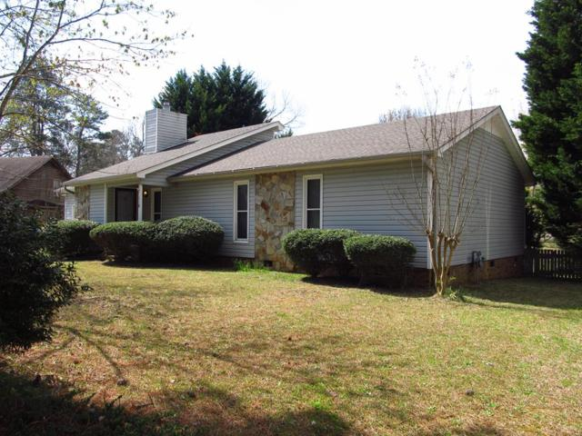 118 Loblolly Cir, Greenwood, SC 29649 (MLS #115256) :: Premier Properties Real Estate