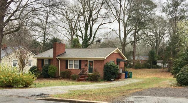 119 Janeway, Greenwood, SC 29649 (MLS #115309) :: Premier Properties Real Estate