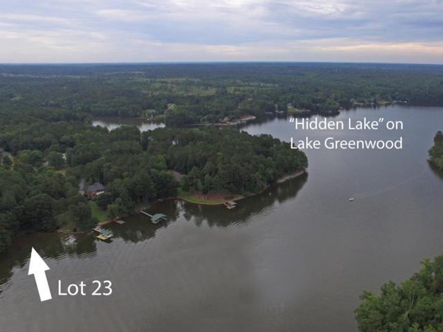 Lot 23 W Commodore, Cross Hill, SC 29384 (MLS #115324) :: Premier Properties Real Estate