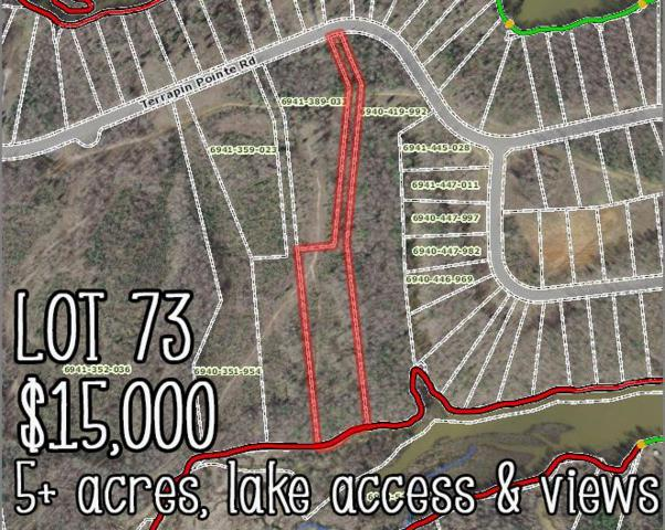 Lot 73 Terrapin Pointe Rd, Hodges, SC 29653 (MLS #115344) :: Premier Properties Real Estate