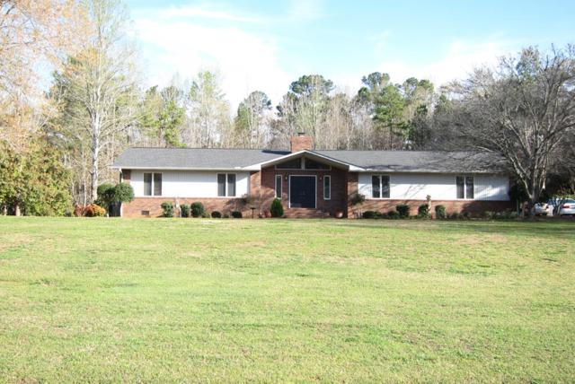 28 Kincaid Valley Rd, Abbeville, SC 69538 (MLS #115351) :: Premier Properties Real Estate