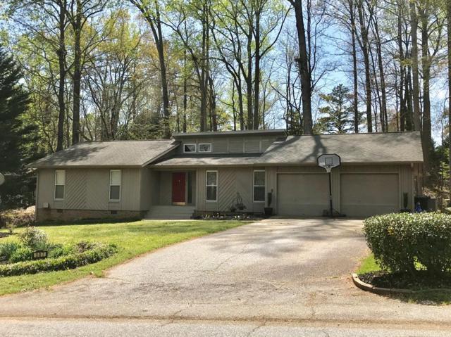 507 Colonial Drive, Greenwood, SC 29649 (MLS #115380) :: Premier Properties Real Estate