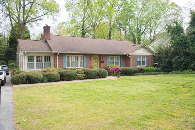 115 Janeway, Greenwood, SC 29649 (MLS #115381) :: Premier Properties Real Estate