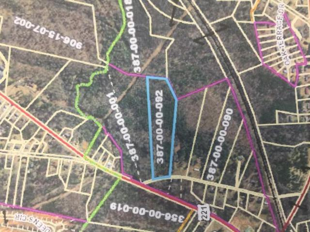 00 Satterwhite Road, Laurens, SC 29325 (MLS #115405) :: Premier Properties Real Estate