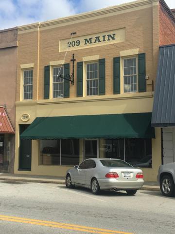 209 Main, Edgefield, SC 29824 (MLS #115433) :: Premier Properties Real Estate