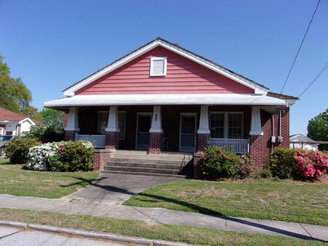 205 Merriman, Greenwood, SC 29646 (MLS #115437) :: Premier Properties Real Estate