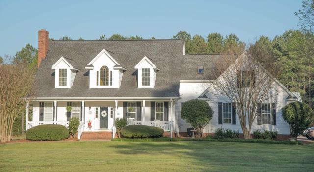 215 Center Rd., Greenwood, SC 29646 (MLS #115444) :: Premier Properties Real Estate