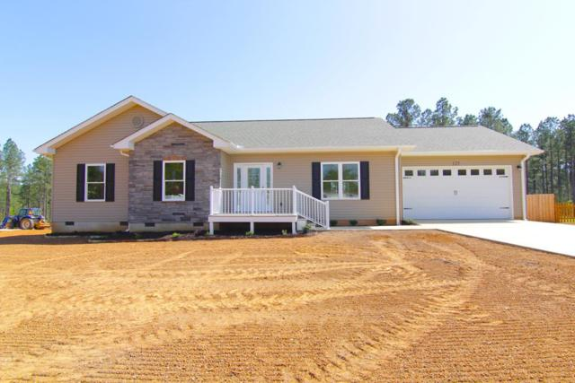 125 Pine Drive, Greenwood, SC 29653 (MLS #115447) :: Premier Properties Real Estate