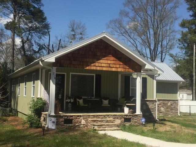 219 E Henrietta Avenue, Greenwood, SC 29649 (MLS #115466) :: Premier Properties Real Estate