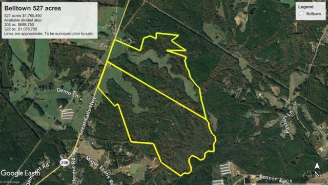 3777 Great Falls Hwy., Lancaster, SC 29720 (MLS #115470) :: Premier Properties Real Estate