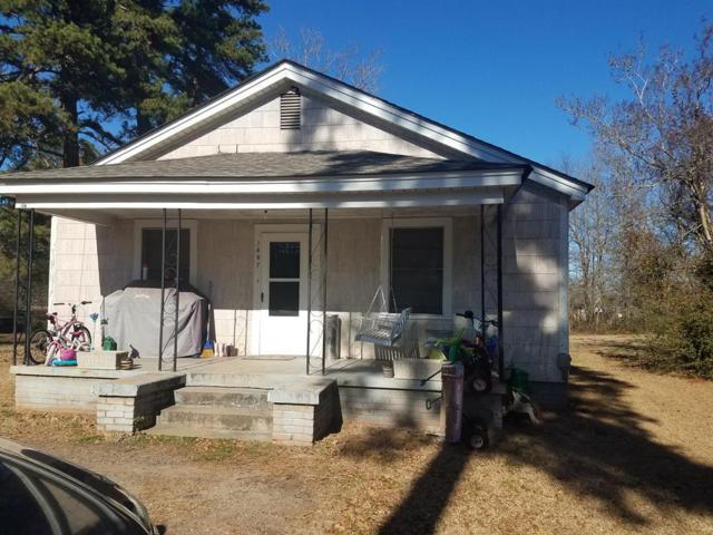 1607 Kateway, Greenwood, SC 29646 (MLS #115472) :: Premier Properties Real Estate