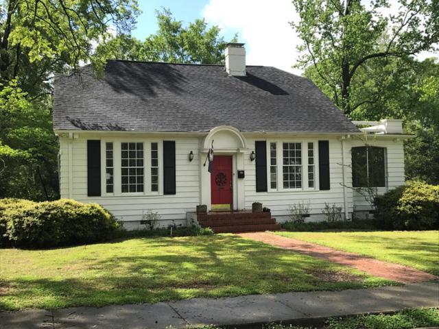 302 Jennings, Greenwood, SC 29649 (MLS #115480) :: Premier Properties Real Estate