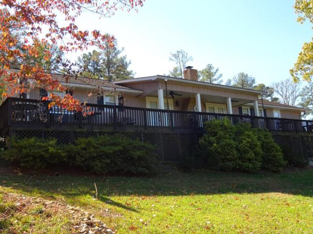 560 Cane Creek Camp Rd, Cross Hill, SC 29332 (MLS #115484) :: Premier Properties Real Estate