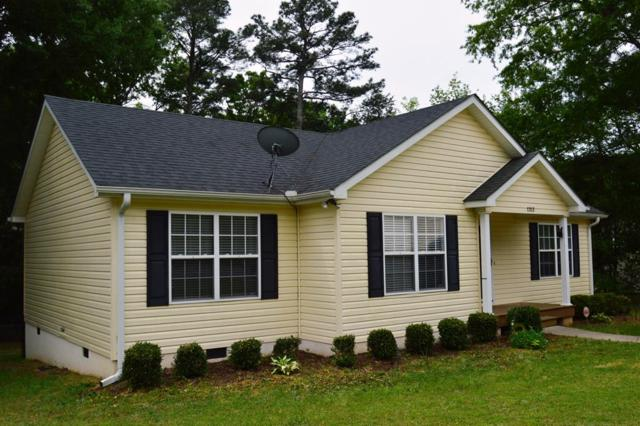 1313 Old Abbeville Hwy, Greenwood, SC 29649 (MLS #115555) :: Premier Properties Real Estate