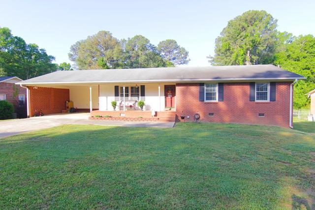 115 Anderson Drive, Greenwood, SC 29646 (MLS #115584) :: Premier Properties Real Estate