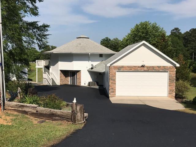 114 Bridgepoint Road, Greenwood, SC 29649 (MLS #115588) :: Premier Properties Real Estate
