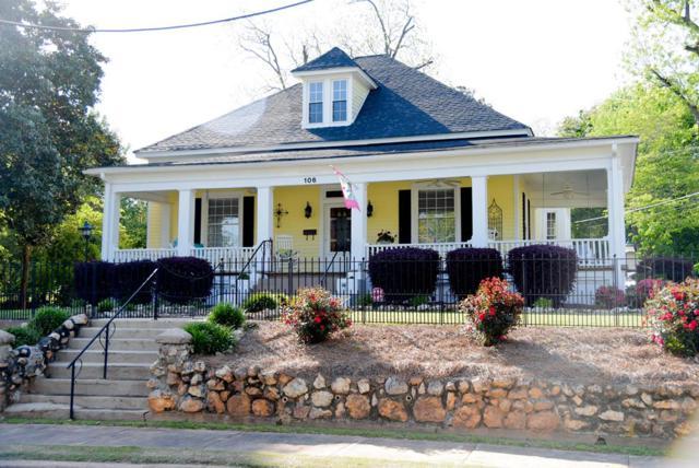 106 Wardlaw Street, Abbeville, SC 29620 (MLS #115605) :: Premier Properties Real Estate