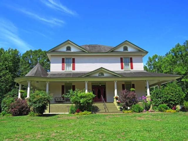 258 N Main St, Cross Hill, SC 29332 (MLS #115642) :: Premier Properties Real Estate