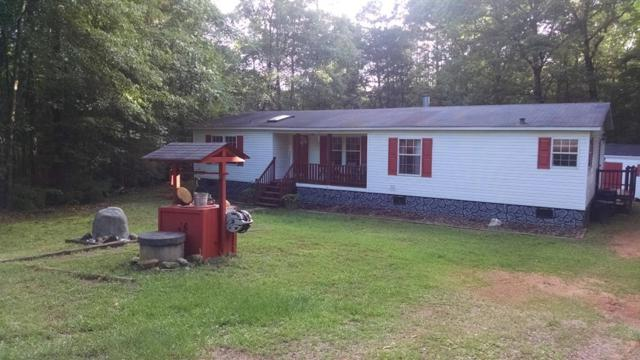 576 Lake Forest Dr, Abbeville, SC 29620 (MLS #115674) :: Premier Properties Real Estate