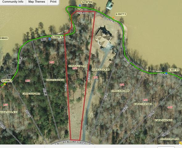 968 Eagles Harbor Dr, Hodges, SC 29653 (MLS #115690) :: Premier Properties Real Estate