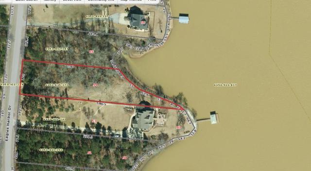 724 Eagles Harbor Dr, Hodges, SC 29653 (MLS #115691) :: Premier Properties Real Estate