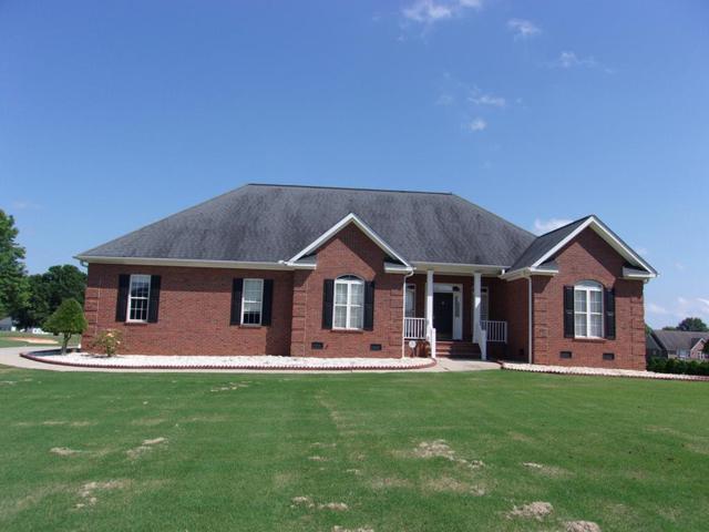 306 Fairway Lakes, Greenwood, SC 29649 (MLS #115713) :: Premier Properties Real Estate