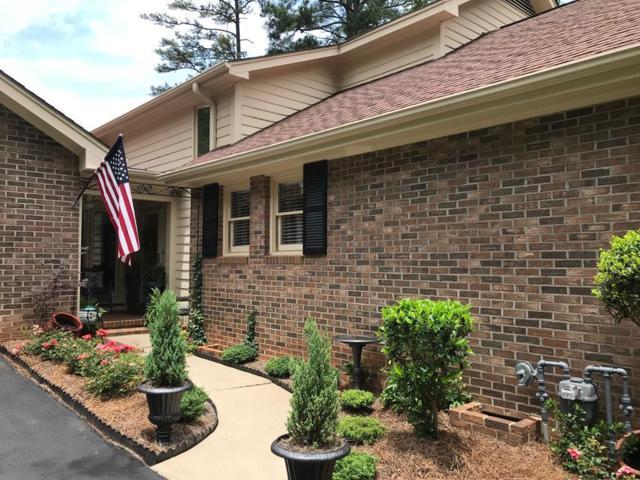 321 Gatewood Dr Unit F-2, Greenwood, SC 29649 (MLS #115730) :: Premier Properties Real Estate
