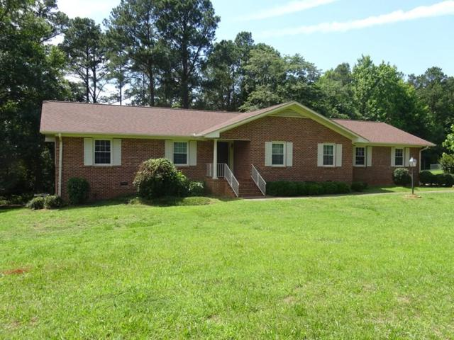 301 Wilewood, Abbeville, SC 29620 (MLS #115732) :: Premier Properties Real Estate
