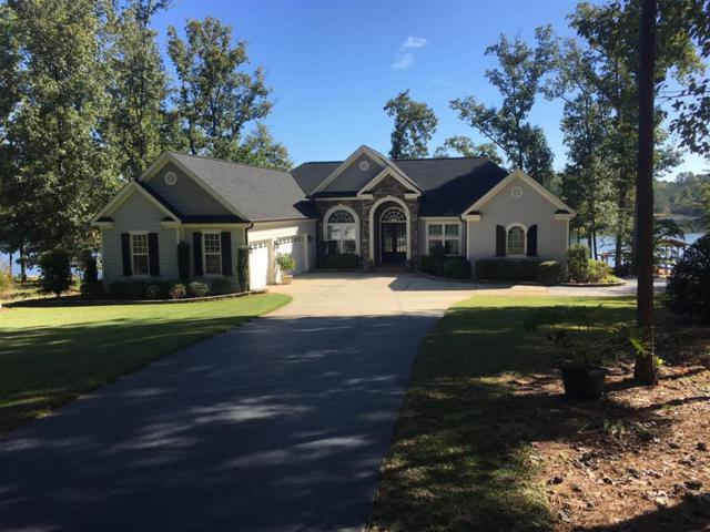 2072 Summerset Bay Drive, Cross Hill, SC 29332 (MLS #115752) :: Premier Properties Real Estate