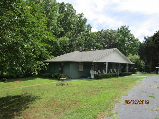 46 Highway 72 East, Abbeville, SC 29620 (MLS #115764) :: Premier Properties Real Estate