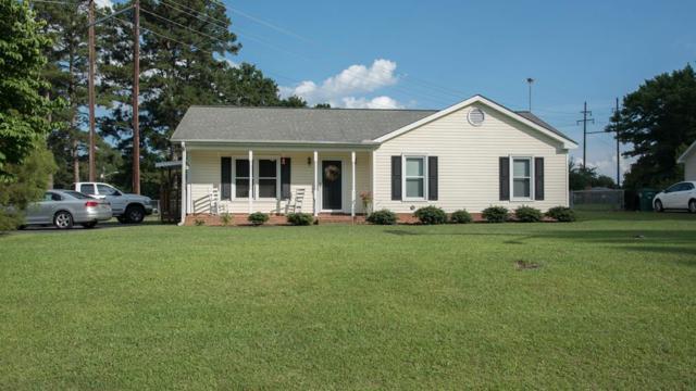 110 Milford Springs Road, Greenwood, SC 29649 (MLS #115779) :: Premier Properties Real Estate