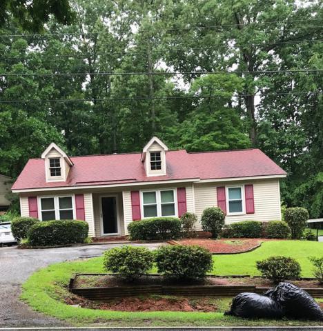 203 Haltiwanger Road, Greenwood, SC 29649 (MLS #115795) :: Premier Properties Real Estate