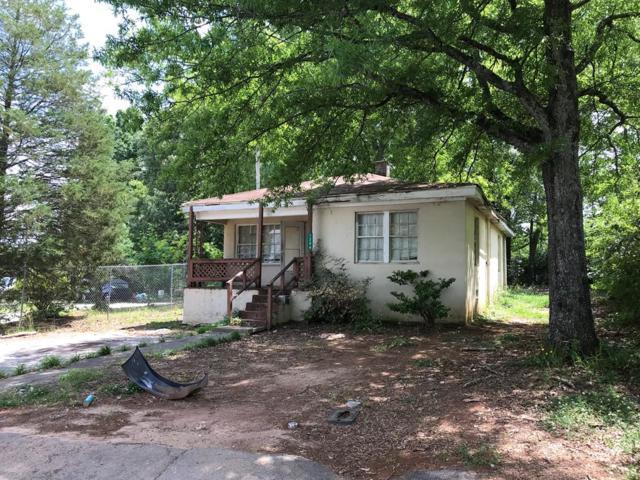 1206 Gum Ave, Greenwood, SC 29646 (MLS #115815) :: Premier Properties Real Estate