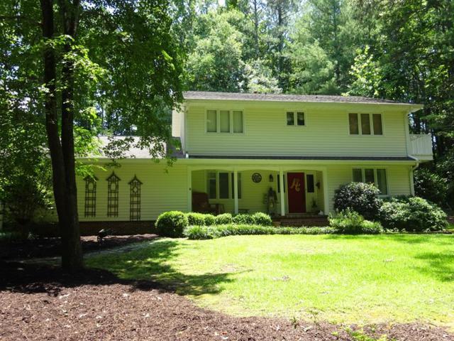 105 Foxmeadow, Greenwood, SC 29649 (MLS #115843) :: Premier Properties Real Estate