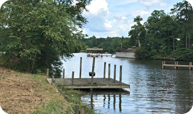 Lot 6 Hidden Harbor, Waterloo, SC 29384 (MLS #115878) :: Premier Properties Real Estate
