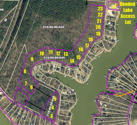 Lot 3-23 Cunningham Slough, Waterloo, SC 29384 (MLS #115933) :: Premier Properties Real Estate