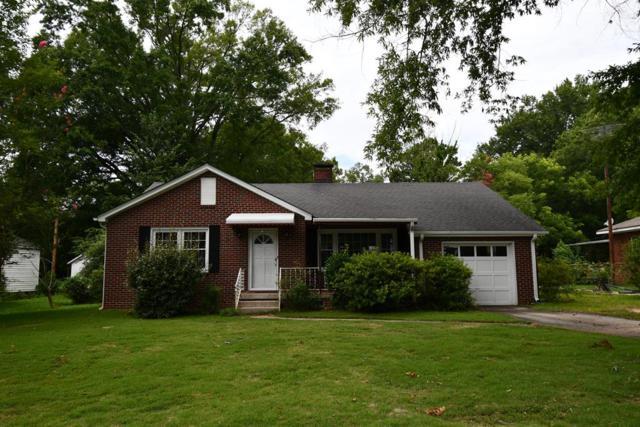 216 Sloan Ave, Greenwood, SC 29646 (MLS #115946) :: Premier Properties Real Estate