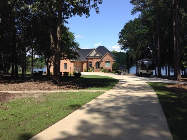 1984 Summerset Bay Drive, Cross Hill, SC 29332 (MLS #115951) :: Premier Properties Real Estate