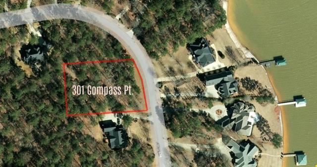301 Compass Pt., Ninety Six, SC 29666 (MLS #116017) :: Premier Properties Real Estate