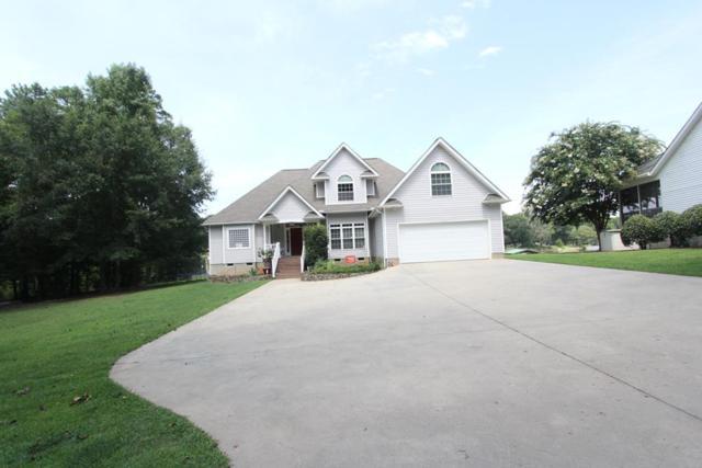 158 Mountain Shore, Greenwood, SC 29649 (MLS #116027) :: Premier Properties Real Estate