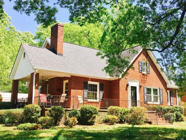 412 North St, Greenwood, SC 29649 (MLS #116039) :: Premier Properties Real Estate