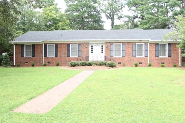 105 Greenbriar Rd, Greenwood, SC 29649 (MLS #116050) :: Premier Properties Real Estate