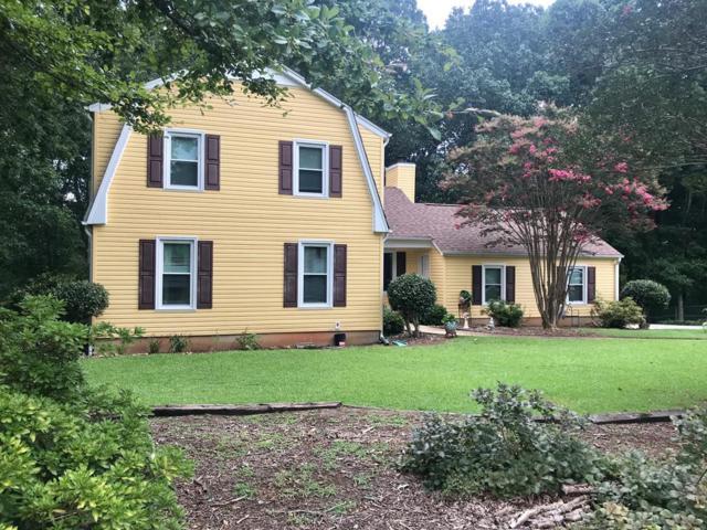 227 Chatham Dr, Greenwood, SC 29649 (MLS #116058) :: Premier Properties Real Estate