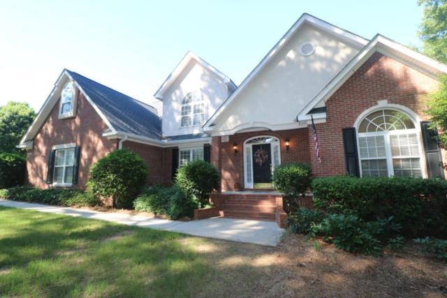 407 Oakmonte Circle, Greenwood, SC 29649 (MLS #116069) :: Premier Properties Real Estate