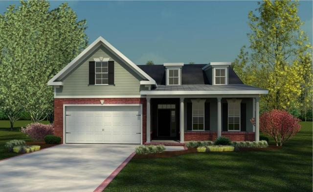203 S Links Crossing, Ninety Six, SC 29666 (MLS #116091) :: Premier Properties Real Estate