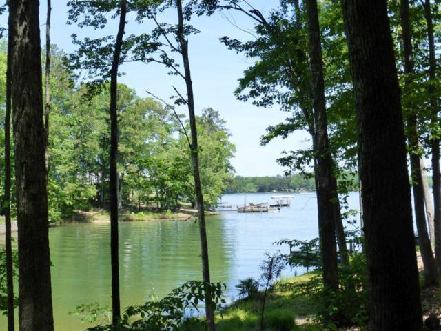 117 Nautical Way (Lot 39), Greenwood, SC 29649 (MLS #116104) :: Premier Properties Real Estate