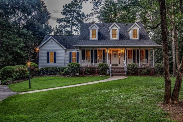 114 Creekside Court, Greenwood, SC 29649 (MLS #116125) :: Premier Properties Real Estate